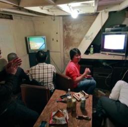 ファミスタ大会2013年5月シーズン@新宿ゴールデン街「無銘喫茶」行ってきたッ!