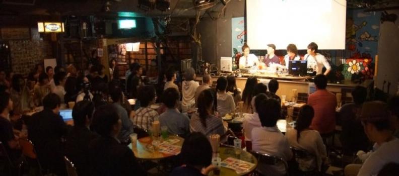 お笑いとゲームが融合したトークライブ『第4回アメザリ平井のゲームライブ』 レポート